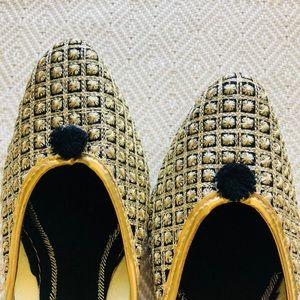 Shoes - Summer 2018 ! Versatile Black Jutti